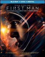 First Man [Includes Digital Copy] [Blu-ray/DVD]
