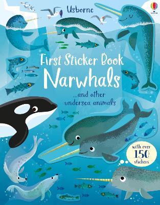 First Sticker Book Narwhals - Bathie, Holly