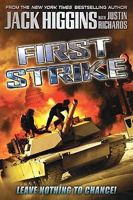 First Strike - Higgins, Jack, and Richards, Justin