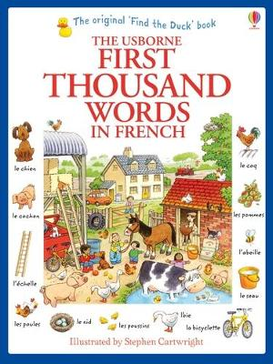 First Thousand Words in French - Amery, Heather