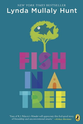 Fish in a Tree - Mullaly Hunt, Lynda