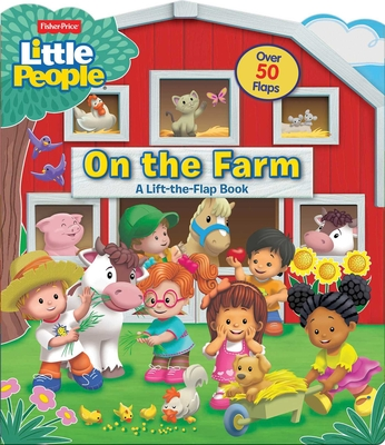 Fisher-Price Little People: On the Farm - Mitter, Matt, and Pixel Mouse House (Illustrator)