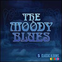 Five Classic Albums - The Moody Blues