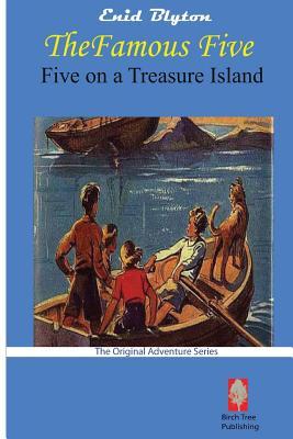 Five on a Treasure Island - Blyton, Enid