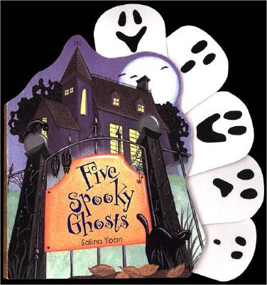 Five Spooky Ghosts - Yoon, Salina