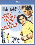 Five Steps to Danger [Blu-ray]