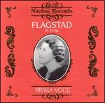 Flagstad in Song
