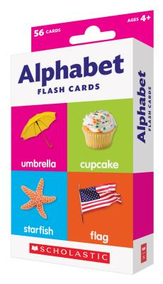 Flash Cards: Alphabet - Scholastic Teaching Resources