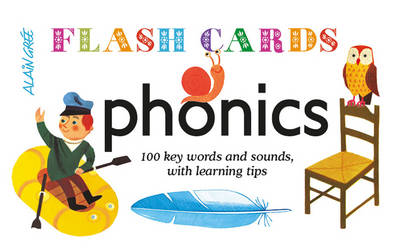Flash Cards: Phonics - Gree, Alain