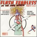 Flash Fearless Vs. the Zorg Women, Pts. 5 & 6