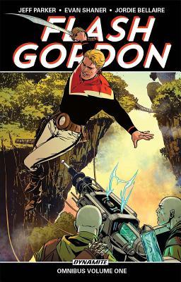 Flash Gordon Omnibus - Parker, Jeff, Dr., and Acker, Ben, and Blacker, Ben