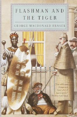 Flashman and the Tiger - Fraser, George MacDonald