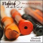 Flauto dolce solo: Eine musikalische Zeitreise