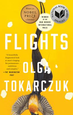 Flights - Tokarczuk, Olga, and Croft, Jennifer (Translated by)
