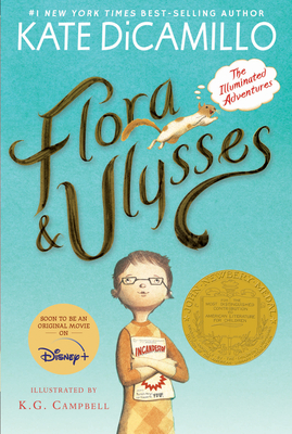 Flora & Ulysses: The Illuminated Adventures - DiCamillo, Kate