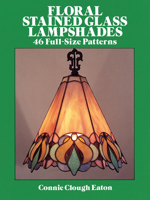 Floral Stained Glass Lampshades - Eaton, Connie Clough