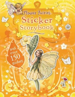 Flower Fairies Sticker Storybook -