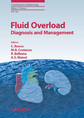 Fluid Overload: Diagnosis and Management - Ronco, C