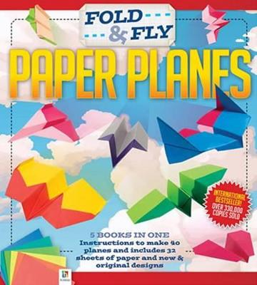 Fold and Fly Paper Planes (binder relaunch) -