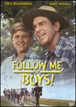 Follow Me, Boys! - Norman Tokar