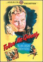 Follow Me Quietly - Richard Fleischer