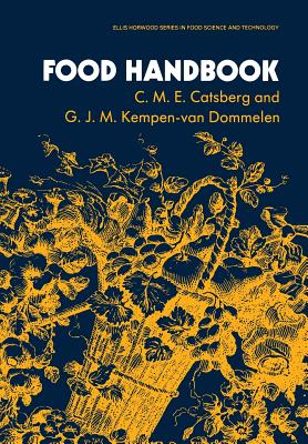 Food Handbook - Catsberg, C M E