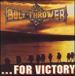 ...For Victory [Bonus CD]