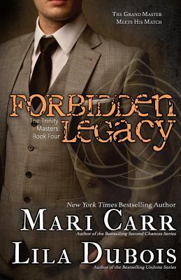 Forbidden Legacy - Carr, Mari