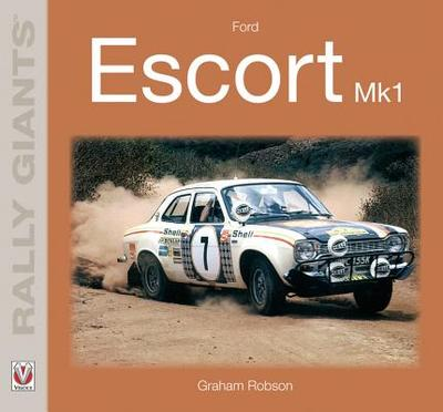 Ford Escort Mk1 - Robson, Graham