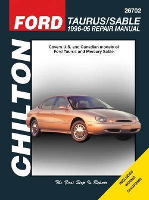 Ford Taurus/Sable 1996-05 Repair Manual - Mihalyi, Eric Michael, and Layne, Ken