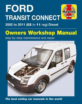 Ford Transit Connect Service and Repair Manual -