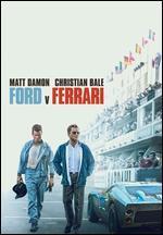 Ford v Ferrari [4K Ultra HD Blu-ray/Blu-ray]