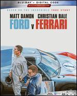 Ford v Ferrari [Includes Digital Copy] [Blu-ray]