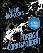 Foreign Correspondent [Criterion Collection] [Blu-ray]
