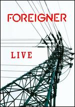 Foreigner: Live - Joe Thomas