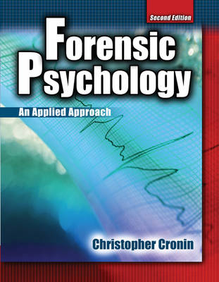 Forensic Psychology - Cronin, Christopher
