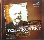 Forgotten Pages: Tchaikovsky