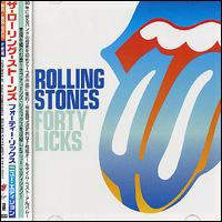 Forty Licks: New Edition [Japan] - The Rolling Stones