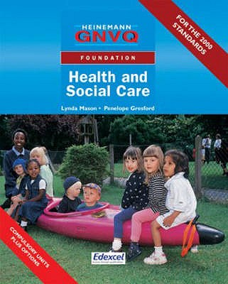 Foundation GNVQ Health and Social Care Student Book with Options - Stretch, Beryl (Editor), and Gresford, Penelope, and Mason, Lynda