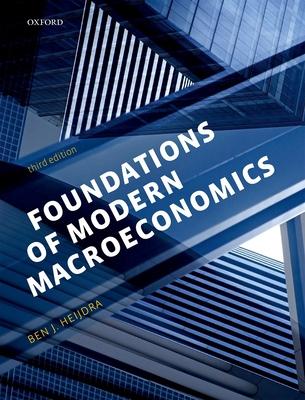 Foundations of Modern Macroeconomics - Heijdra, Ben J.