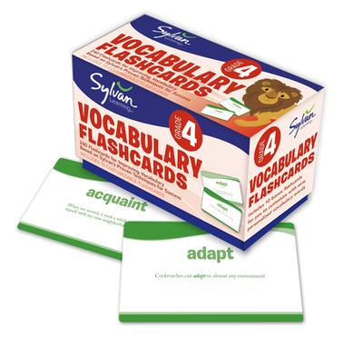 Fourth Grade Vocabulary Flashcards - Learning, Sylvan