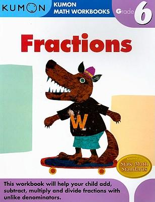 Fractions Grade 6 -