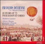 François Devienne: Quatuors Op. 73 pour Basson et Cordes