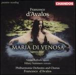 Francesco d'Avalos: Maria di Venosa