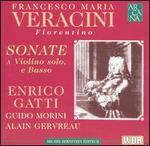 Francesco Maria Veracini: Sonate a Violino solo e Basso