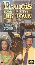 Francis Covers the Big Town - Arthur Lubin