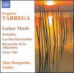 Francisco Tárrega: Guitar Music