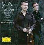 Franck, Grieg, Janácek: Violin Sonatas - Nikolai Lugansky (piano); Vadim Repin (violin)