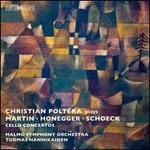 Frank Martin, Arthur Honegger, Othmar Schoeck: Cello Concertos