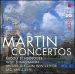Frank Martin: Concertos, Vol. 2
